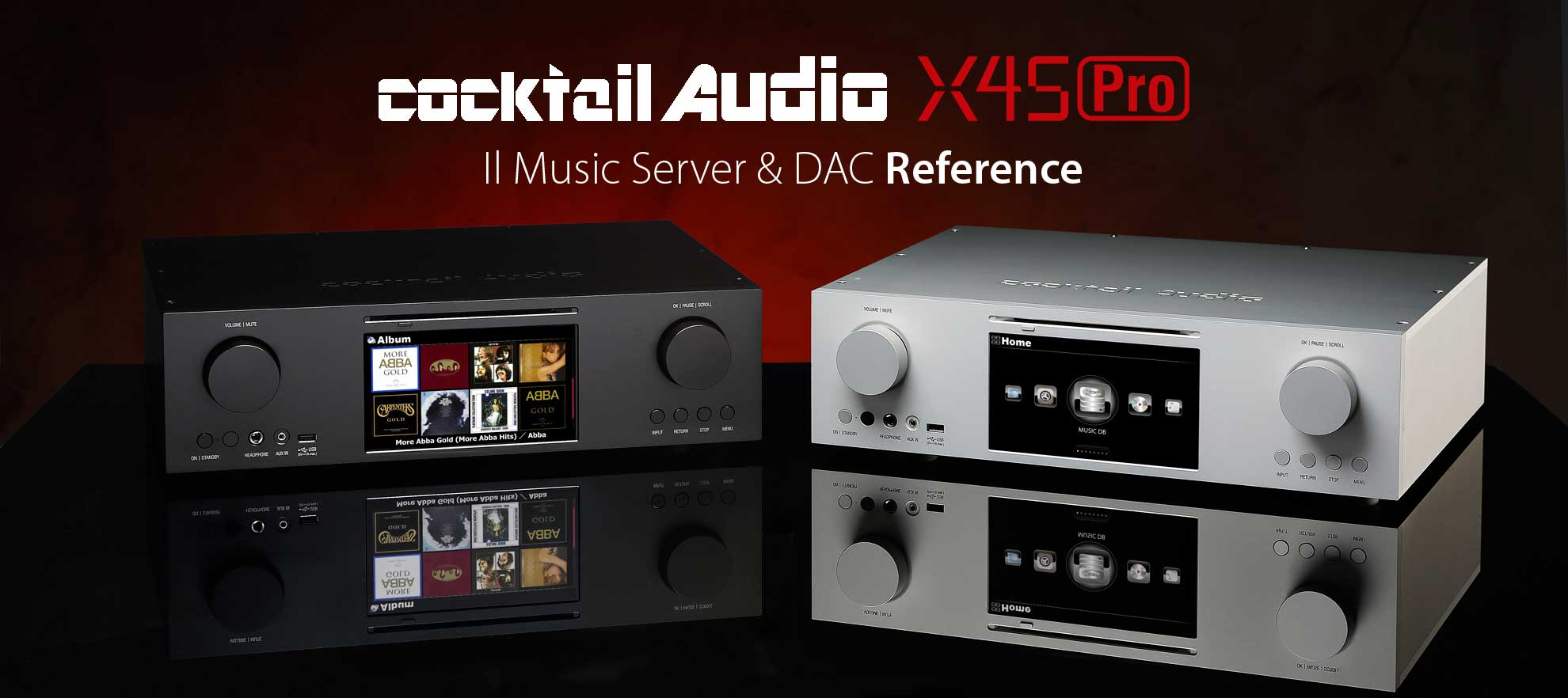 Cocktail Audio X45PRO